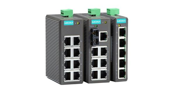 Unmanaged Switches Din Rail Elektronix As