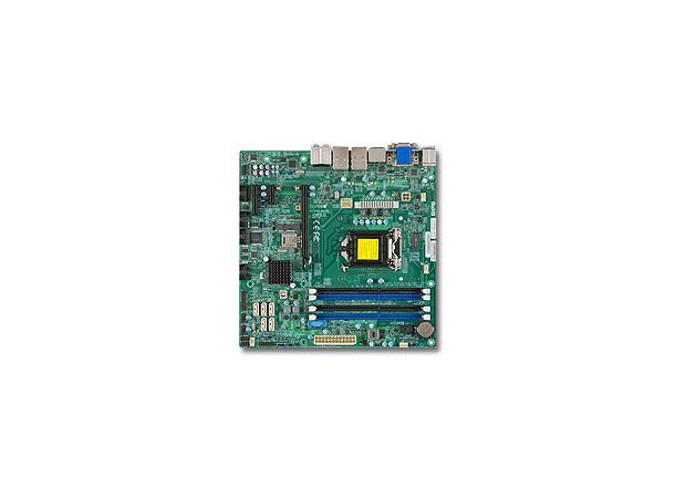 MBD-X10SLQ-B Supermicro, m-ATX, Q87, Socket LGA1150