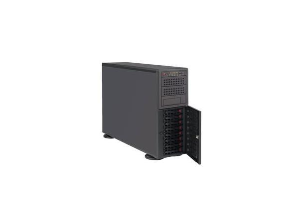 Supermicro SYS-7048R-TR Tower server Xeon E5-2620v4/16GB ram